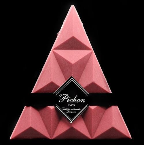 Triangle Chocolat Ruby