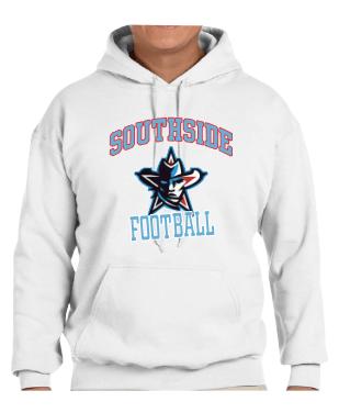 Southside Mavericks Football Hoodie