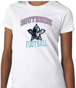 Southside Mavericks Football Shirt