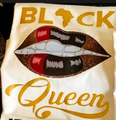 Black Queen Shirt