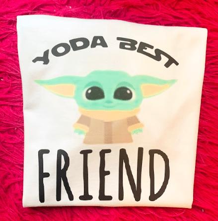 Yoda Best Friend Shirt