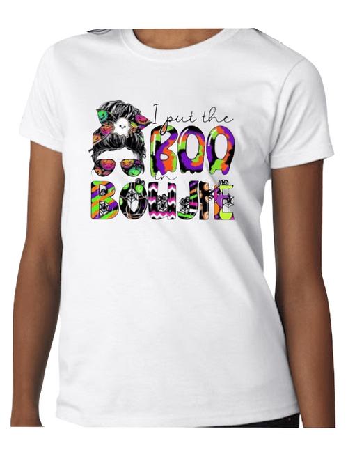 Boo in Boujie Shirt