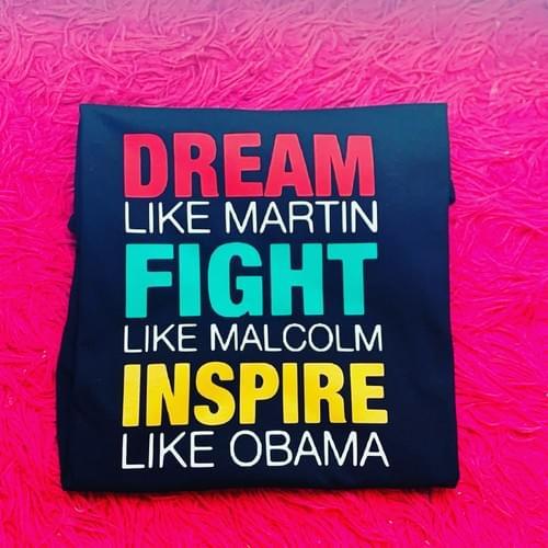 Black History Inspiration Shirt