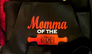 Momma of the Kitchen Apron