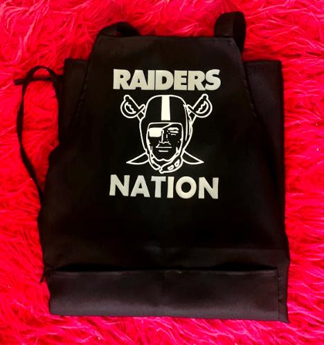 Raiders Nation Apron