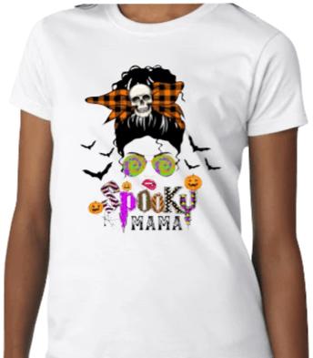 Spooky Mama Shirt