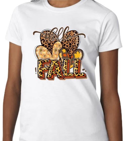 Hello Fall Shirt