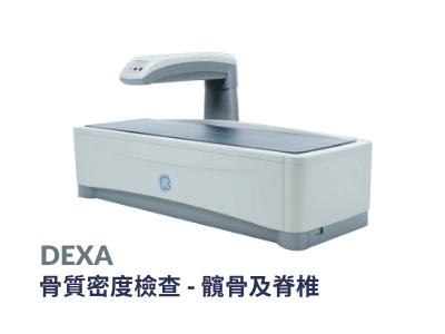 骨質密度檢查 DEXA - 髖骨及脊椎 (Hip & Spine)(1次)