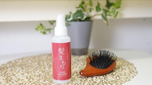 髪まもり(養毛料・アロマヘアエッセンス)