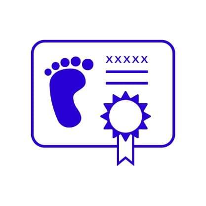 Birth Certificate - Honduras