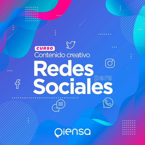 Curso: Contenido Creativo para Redes Sociales