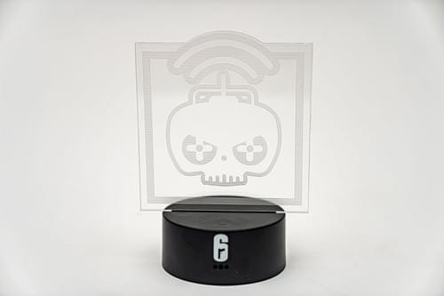 Rainbow Six Siege LED Light - Twitch