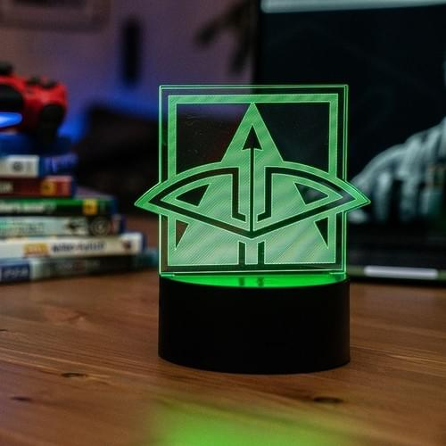 Rainbow Six Siege LED Light - Capitao