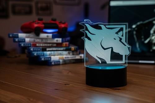 Rainbow Six Siege LED Light - Maverick