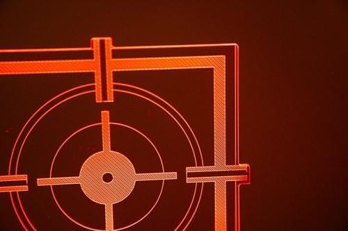 Rainbow Six Siege LED Light - Glaz