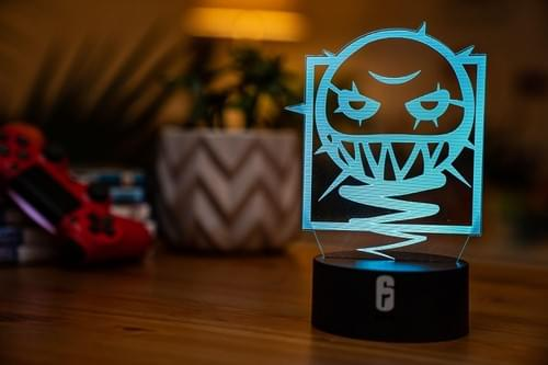 Rainbow Six Siege LED Light - Ela