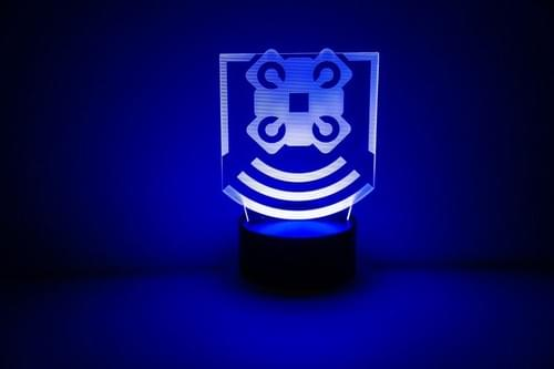 Rainbow Six Siege LED Light - Echo