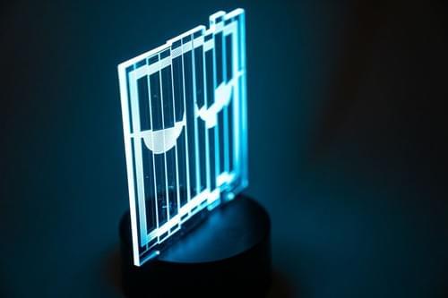 Rainbow Six Siege LED Light - Vigil
