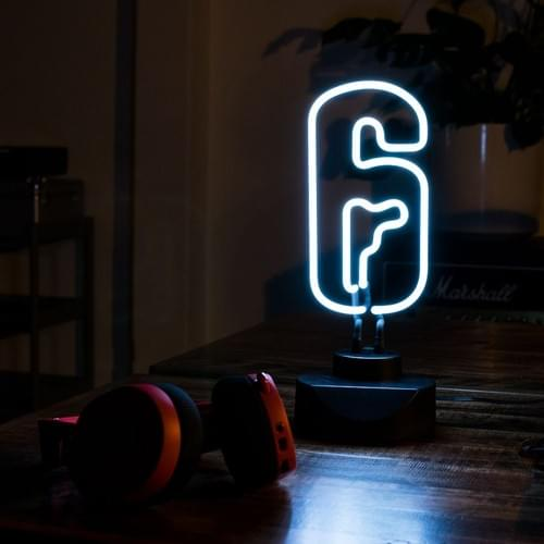Rainbow Six Siege NEON Light - Official Ubisoft