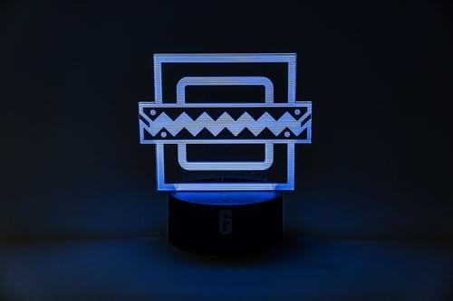 Rainbow Six Siege LED Light - Frost