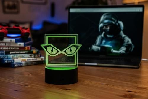 Rainbow Six Siege LED Light - IQ