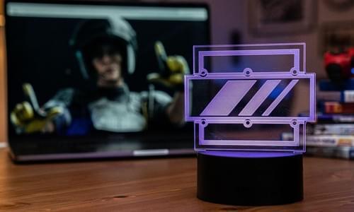 Rainbow Six Siege LED Light - Mira