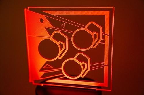 Rainbow Six Siege LED Light - Fuze
