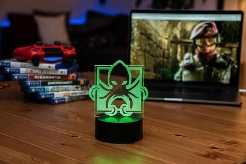 Rainbow Six Siege LED Light - Alibi