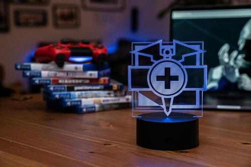 Rainbow Six Siege LED Light - Doc