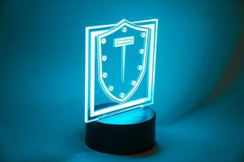 Rainbow Six Siege LED Light - Montagne