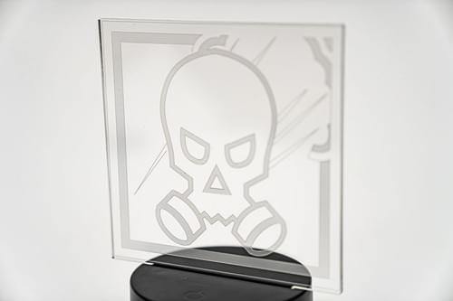 Rainbow Six Siege LED Light - Smoke