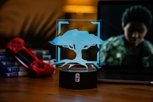 Rainbow Six Siege LED Light - Melusi