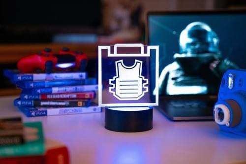 Rainbow Six Siege LED Light - Rook