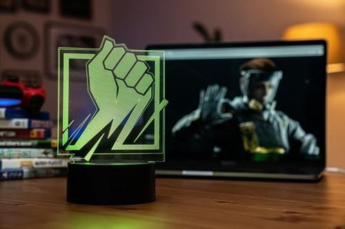 Rainbow Six Siege LED Light - Finka