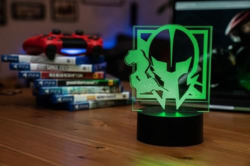 Rainbow Six Siege LED Light - Maestro
