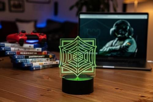 Rainbow Six Siege LED Light - Jager
