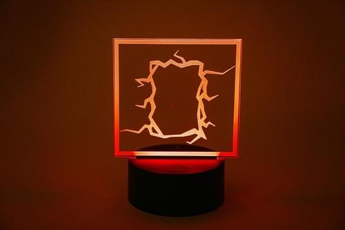 Rainbow Six Siege LED Light - Thermite