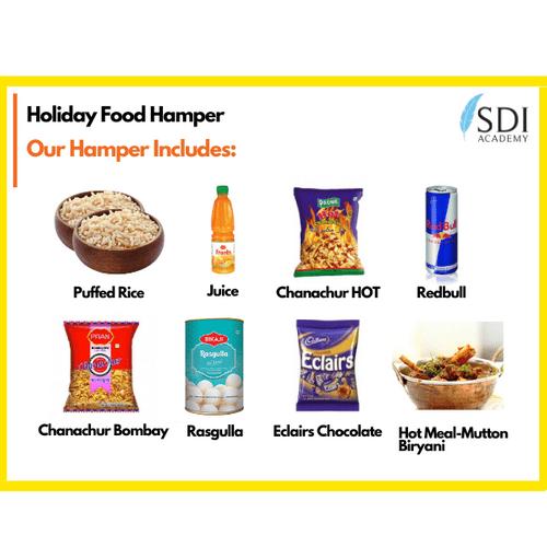 Holiday Food Hamper