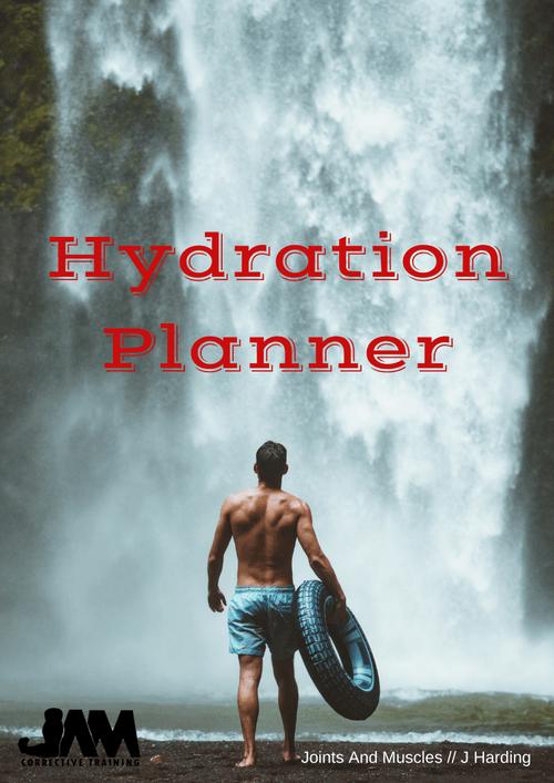 HYDRATION PLANNER