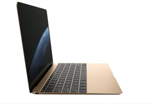 "MacBook 12"" Retina (Début 2015) - Core m 1,2 GHz - SSD 512 Go - 8 Go AZERTY - Français"