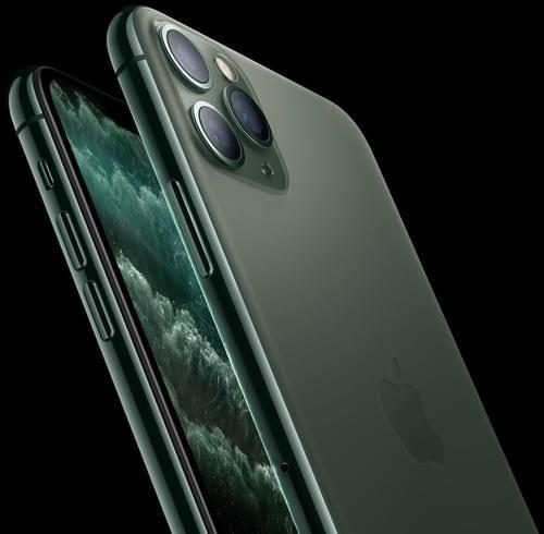 iPhone 11 Pro Max vert nuit 64Go - Parfait état