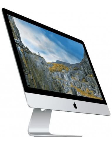 "iMac 21""5 4K Fin 2015 Core I5 à 3,1 Ghz 500 GO HDD 8Go Ram"