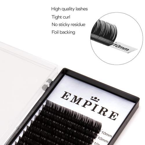0.03mm Empire Pro Mink Lashes