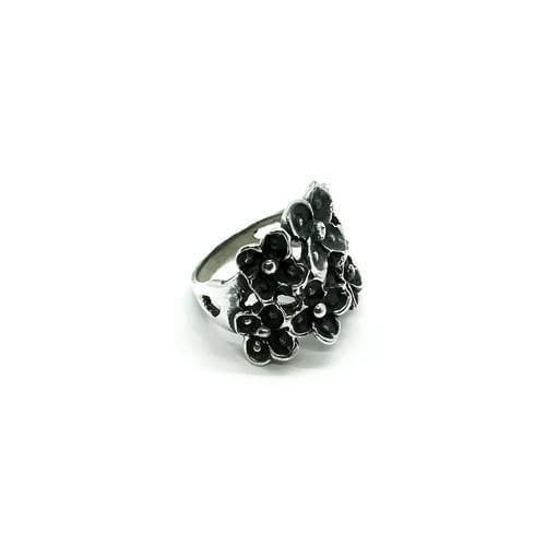 Antikolt virágok gyűrű (Cikkszám: 39887)