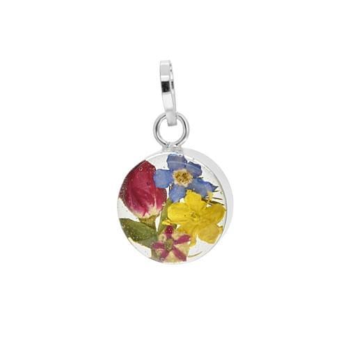 Virágos medál (Cikkszám: 42474)