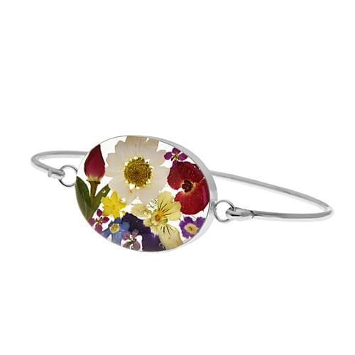 Virágos karperec (Cikkszám: 42203)