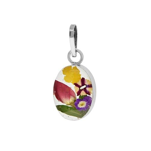 Virágos medál (Cikkszám: 42477)