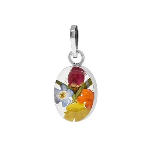 Virágos medál (Cikkszám: 42481)