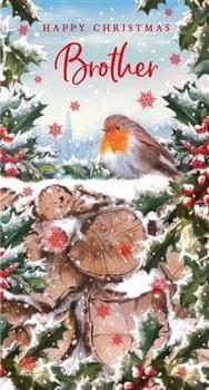 Happy Christmas Brother (Robin)