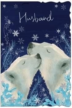 Husband - Christmas Polar Bears